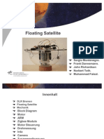 Floating Satellite Presentation
