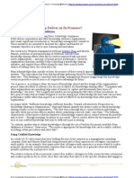 Knowledge Management Article