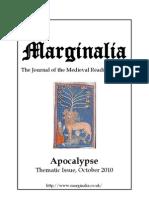 2010 Apocalypse Marginalia