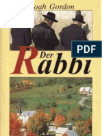Gordon, Noah - Der Rabbi
