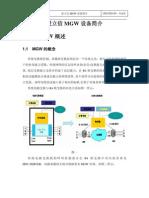 爱立信MGW设备详细介绍