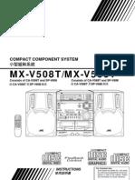 jvc-mx-v 588t