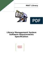Library Managrmrnt