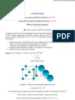 Cc de Uranuim;Oxyde Titanate de Barium Etude Struuturale Du Graphite