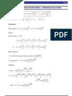 C4M-Formules_Euler(cours)