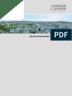 Der Investmentmarkt 2010 / 2011