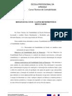 REFLEXÃO DA UFCD- GASTOS RENDEIMENTOS E RESULTADOS