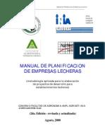 Manual Creacion Plantas Lecheria