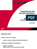 Preparing for the Process Revolution