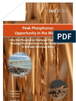 2009 Ulrich_Peak Phosphorus-Oportunity in the Making_RAPF
