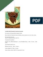 Acatistul Maicii Domnului -Sporitoarea grânelor