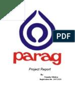 43705665 Nomita Mishra Project Report