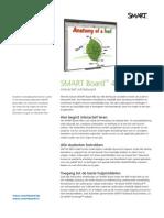 Productblad Smart Board 480 NL