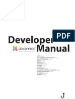 7218824 Joomla Developer Manual 20051104
