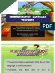 Communicative Teaching Learning