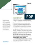Productblad Smart Board 800 NL
