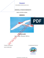 Black Horse Minimoa Glider ARF