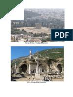 Acropole Spre Templul Lui Zeus