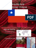 Arquitectura chilena