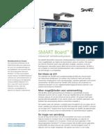 Productblad SMARTBoard 800i NL
