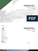 Arquitectura Del Paisaje en Chile_Fluvio Rossetti
