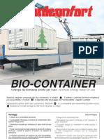 Depliant Bio Containers