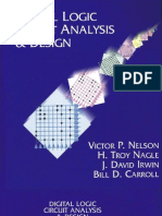 Digital Logic Circuit Analysis and Design (Victor Nelson, Troy Nagle, David Irwin & Bill Carroll)