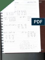 Algebra Linear e Calculo Vetorial - Aulas 26.04.11