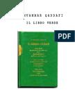 Gheddafi Il Libro Verde
