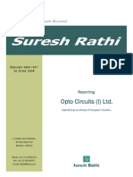 Opto Circuits