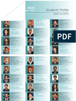 Students Profile 2010