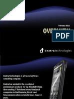 Dextra Overview 2011C