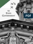 2011-2012 Michigan Full Version Citizen Guide to State Government