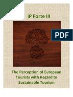 IP Forte 3 - Final International Report