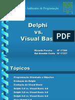Visual Basic vs. Delphi