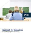 Facebook for Educators Guide