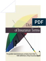 46856913 Insurance Terms