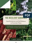 Beans, from The Resilient Gardener