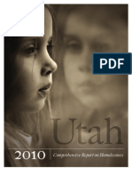 2010 Utah Comprehensive Report on Homelessness