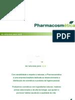 Apresentação produtos pharmacosmetica