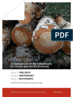 Chernobyl_Consequences of the Catastrophe for People and the Enviroment Scribd