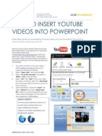 How to Add YouTube Videos to PowerPoint (Win)