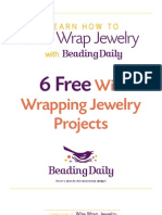 Beading Daily Wire Wrapping