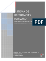 Sistema de Referenciacion Harvard