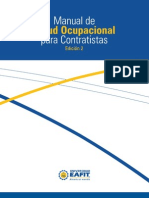 Manual de Salud Ocupacionan Universidad