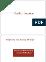 POM Facility Location