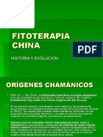 Fitoterapia China