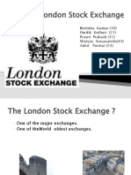 Final Ppt of London Stock Exchange