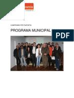 programa electoral Compromís Paiporta