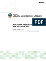 Simplified Implementation of the SDL